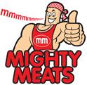 Mighty Meats Logo
